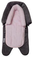 Playette 2 in 1 Head Support Pink   (Pram Stroller Capsule Insert )