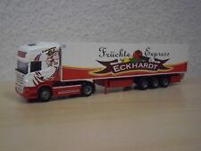 """AWM - Scania R`09 TL KüKoSZ """"Früchte-Express Eckhardt"""" - Nr. 54395 - 1:87"""