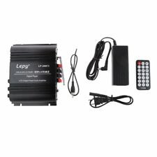 Lepai LP-269S 4 x 45 W Mini Amplificateur Amp w Remote USB/MP3 Adaptateur d'alimentation 5 A
