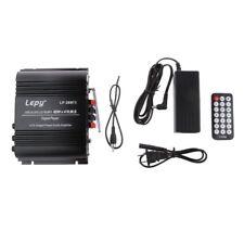 Lepai LP-269S 4 x 45 Watts Mini Amplifier AMP w Remote USB/MP3 power adapter 5A
