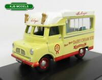 BNIB OO GAUGE OXFORD DIECAST 1:76 76CA030 BEDFORD CA ICE CREAM VAN HOCKINGS