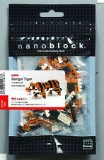 Bengal Tiger Nanoblock Miniature Building Blocks New Sealed NBC 181