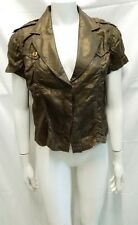 giacca jacket donna  tessuto lino liu jo  taglia 44