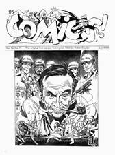 18 issues of ROBIN SNYDER'S HISTORY OF THE COMICS fanzine from 2001-2006.