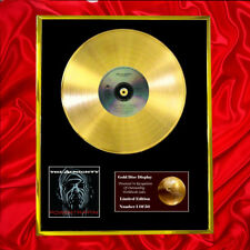 THE ALMIGHTY POWERTRIPPIN' CD GOLD DISC PLATED TO SAME STANDARD AS RIAA & BPI!!
