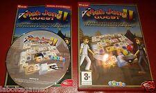 MAH JONG QUEST II 2 PC CD-ROM PAL