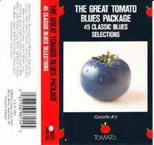 Great Tomato Blues Package - 45 Classic Blues Selections NEW Double Cassette