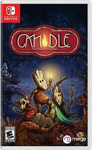 CANDLE The Power of the Flame - Nintendo Switch game - LIKE NEW