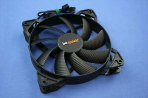 be quiet! Pure Wings 2 FAN Case 140mm SILENCE-OPTIMIZED BLADES 3-pin
