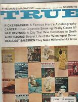 True Magazine January 1968 Eddie Rickenbacker Walter Matthau Richard Petty