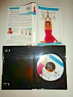 The Method Precision Yoga Jennifer Kries Fitness Exercise DVD NearMint Condition