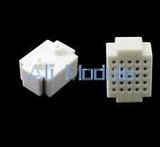5Pcs White Mini Solderless Prototype Breadboard 25 Tie-points For Arduino