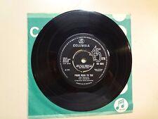 "ESCORTS: From Head To Toe w/Paul McCartney-U.K. 7"" 66 Columbia Records DB 8061"