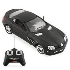 Baha Mercedes Benz SLR McLaren Radio Remote Control Car 1:24 Scale (Black)
