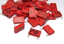 50x wima MKP 10 diapositives-Condensateurs F. audio, 3.3 NF/1000 volts, rm 15mm, nos