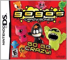 Go-Go's: Crazy Bones - Battles Catapult Characters DS/Lite/DSi/XL/3DS NEW