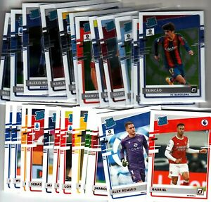 2020-21 CHRONICLES SOCCER OPTIC AND DONRUSS RATED ROOKIES-YOU PICK-CHOOSE