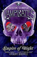 Vampirates: Empire of Night, Somper, Justin, Very Good Book