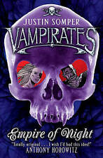 Vampirates Empire of Night by Justin Somper (Paperback, 2010) Teens New Listing!