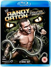 WWE Randy Orton - The Evolution Of A Predator [2 Blu-rays] *NEU* Blu-ray