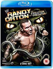 WWE Randy Orton - The Evolution Of A Predator [2 Blu-rays] *NEU* Blu-ray