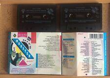 Various..32 Monster Hits 1989 Double Cassette Compilation (Pop, Disco, Rock)