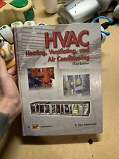 Hvac - Heating, Ventilating, and Air Conditioning, Third Edition