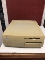 Vintage Apple Macintosh 7500/100 Computer (Untested-As Is)
