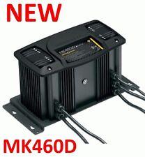 NEW Minn Kota MK460D 4-Bank On-Board Boat Battery Charger 60 Amp Waterproof