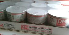Purina DM Feline Canned Food case of 24 cans expires 01/2020