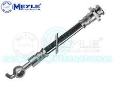 Meyle Germany Brake Hose, Rear Axle, 614 525 0026