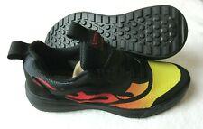 Vans Mens UltraRange Rapidweld Flames Black Orange Skate Trail shoes Size 9.5