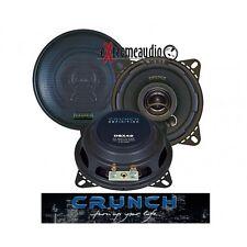 CRUNCH DSX42 piatto Altoparlante COASSIALE 10 cm DSX-42 Profondità installazione