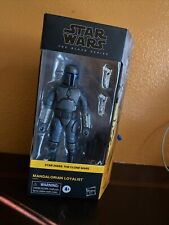 Star Wars The Black Series: Mandalorian Loyalist (Walmart Exclusive) IN HAND
