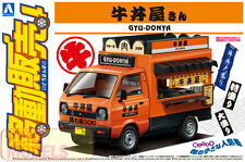 Aoshima 1; 24 SCALA gyudon mobile Catering Camion Plastic Model Kit * JDM Cool *