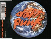 Daft Punk Maxi CD Around The World - Europe (EX+/EX+)