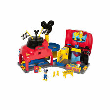 Mickey Mouse Roadster Garage Set