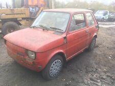 Fiat 126 bis Bumper Breaking Full Car Spares