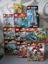 Lego Marvel - Various Set's for Selection - Nip