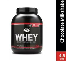 Whey Protein - 4.5lbs