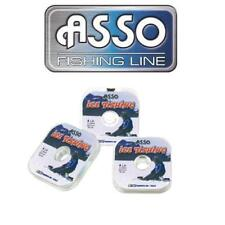 ASSO Ice Fishing Monofilament Line / Light Blue