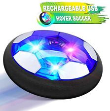 WenToyce Hover Soccer Ball, Kids Toys Air Soccer Rechargeable Indoor Soccer Toys