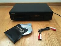 Pioneer PD-M403 6-Disc Multi-Play CD Compact Disc Changer + Magazine Cartridge