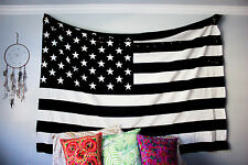 American Pride Usa Flag Wall Hanging Tapestry bedspread Star magical Think decor