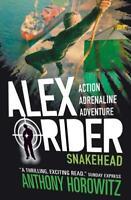 Snakehead (Alex Rider), Horowitz, Anthony, New,