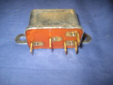 TRIUMPH VITESSE SPITFIRE 1300 DOLOMITE STAG OVERDRIVE RELAY 6RA TYPE 142169A G2B