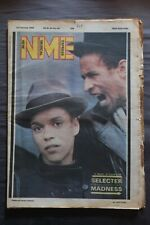NEW MUSICAL EXPRESS 23rd February 1980 ~ Selecter ~ Leonard Cohen ~ Madness!