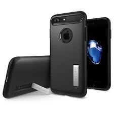 Spigen iPhone 7 Plus Case Slim Armor Black