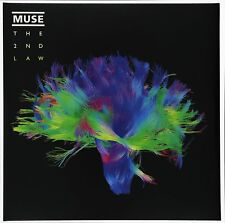 Muse - The 2nd Law (180g 2LP Vinyl, Gatefold Cover) 2012 Warner Bros, Helium 3