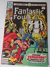 FANTASTIC FOUR 119  /  120  B&W French comic Heritage Marvel 229 230